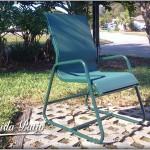 C-55SL Sled Based Sling Chair