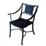 SC-50-Enterprise Sheet Cast Dining Chair by Florida Patio