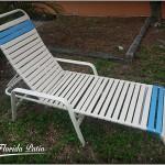 Florida Patio's EC-150 Chaise Lounge
