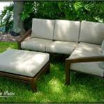 Millennium Cushion Set by Florida Patio