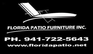 Florida Patio Furniture Sign