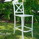 All Aluminum Bar Chair SC-77