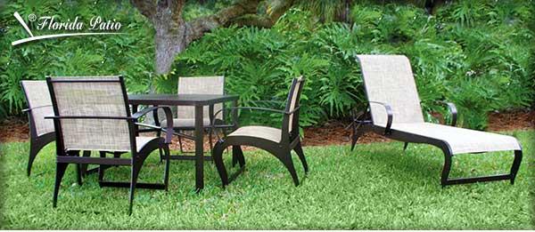 The NEW Siesta Key Set by Florida Patio