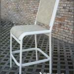 I-77 Armless Sling Bar Chair