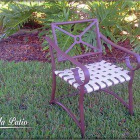 S-50CD Cross Strap Chair