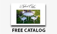 Free Sheet Cast Catalog - Aluminum Patio Furniture