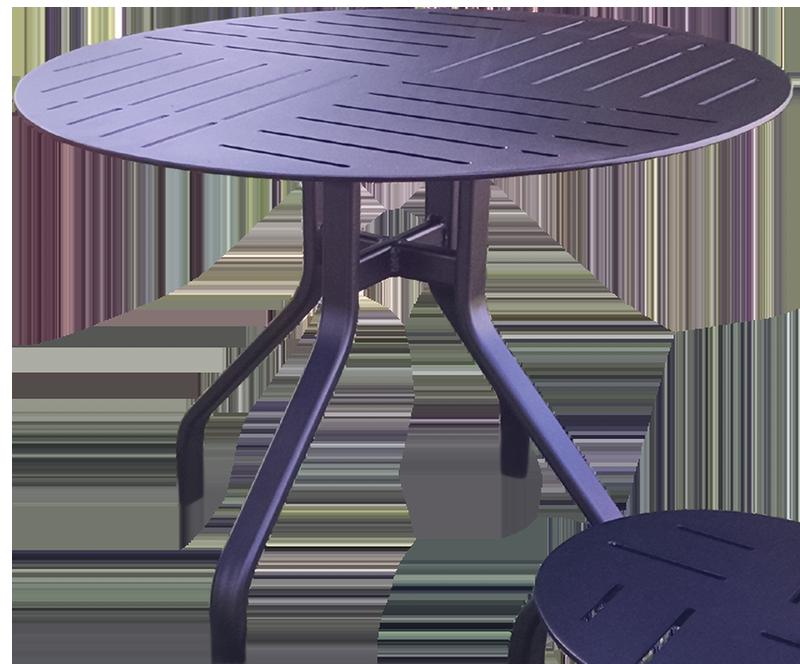 Kids Dining Table - Rimless Designer Punch