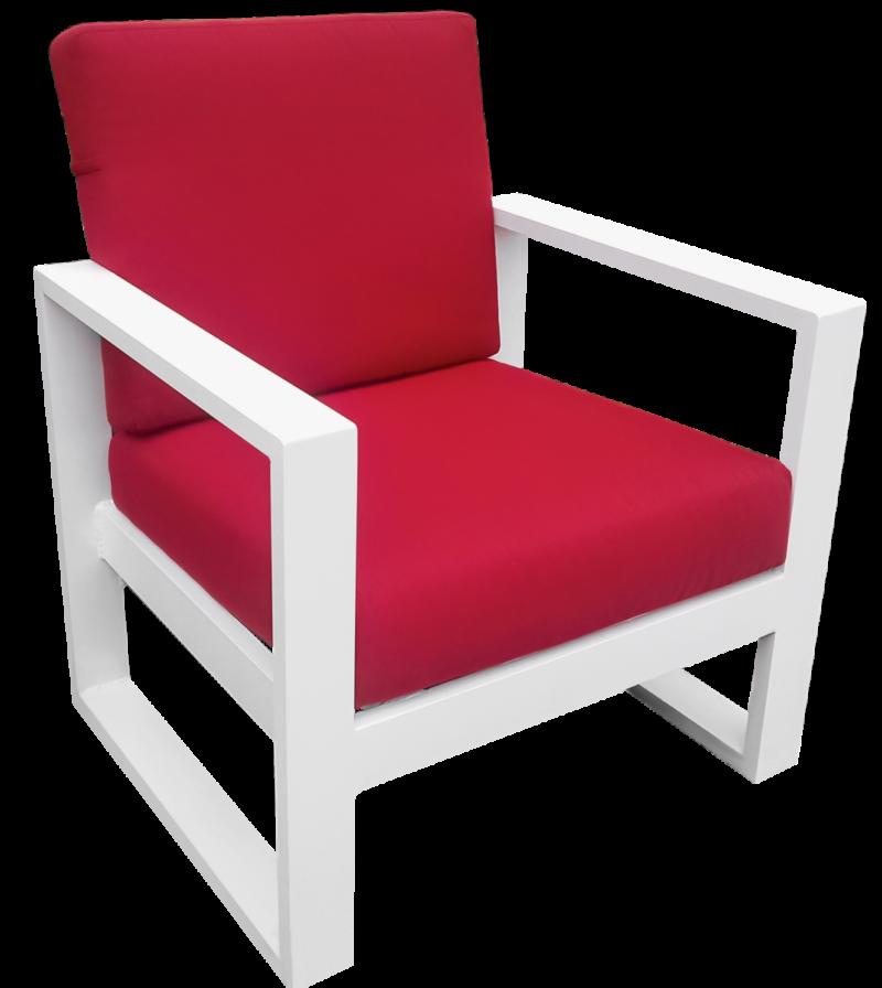Hurricane Cushion Chair