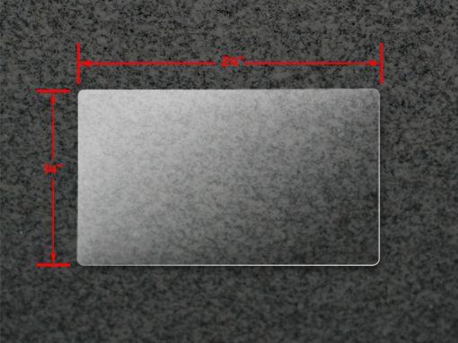 14x24A Rectangle Acrylic 1