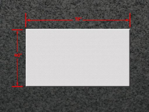 40x72F Bowed Fiberglass 1