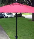 9ft Market Umbrella 2