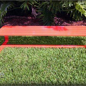 Aluminum Backless Bench – B-2013 2