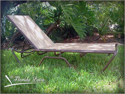 Aluminum Chaise Lounge – C-150SL 1