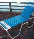 Senior Friendly Chaise Lounge - C-152