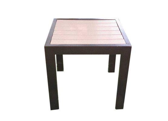 Eco Wood End Table – EW-18SQ 1