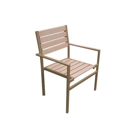 Faux Wood Chair – EW-50