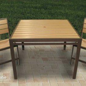 Eco Wood Chair – EW-50 2