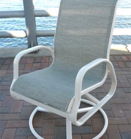I-350 Swivel Rocker Chair