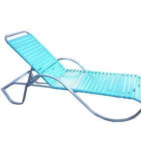 Regal Strap Chaise Lounge - R-159