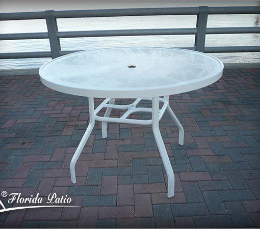 R-42AU Acrylic Top Table 1