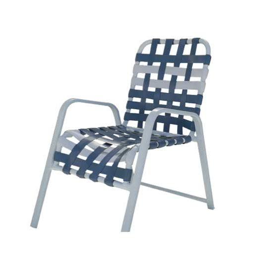 Regal Cross Strap Dining Chair – R-50C 1