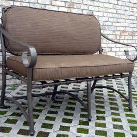S-255CU Cushion Loveseat