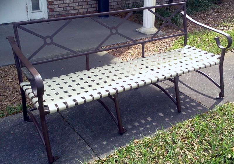 S-255CD Strap Bench