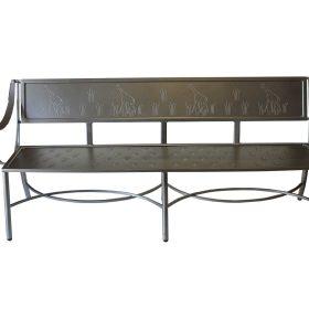 Sheet Cast Custom Couch - SC-355