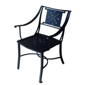 SC-50 Enterprise Aluminum Chair