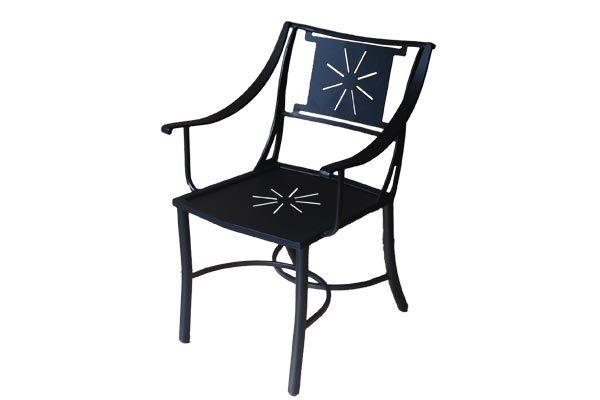 Mayan Aluminum Chair SC-50 1