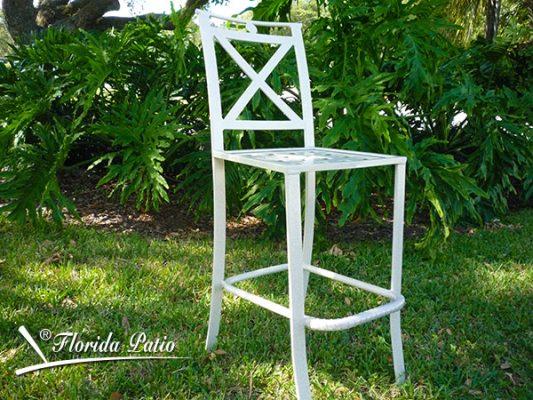 Aluminum Bar Chair SC-77 1
