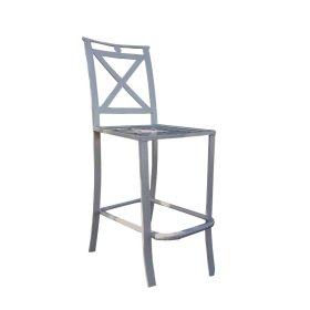 Sheet Cast All Aluminum Bar Chair - SC-77D