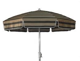 758-C Garden Style Commercial Outdoor Umbrella 1