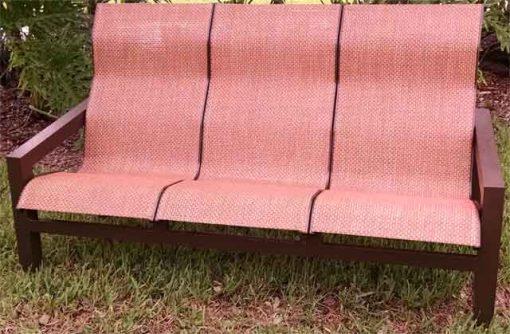 Millennium Highback Sling Sofa M-356 1