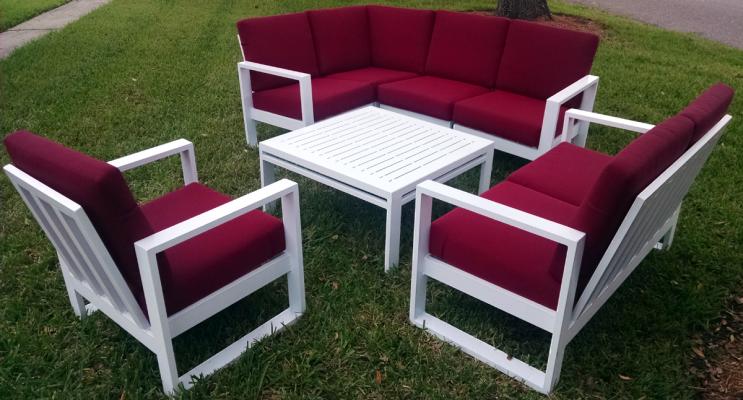 H-5000 Cushion Set 1