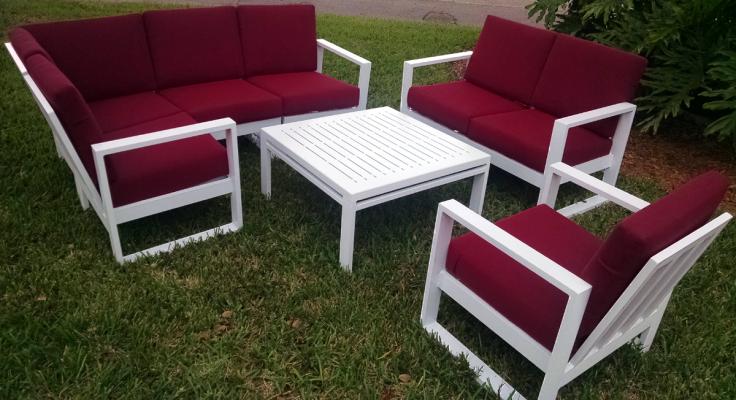H-5000 Cushion Set