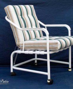 P-60 Castor Chair