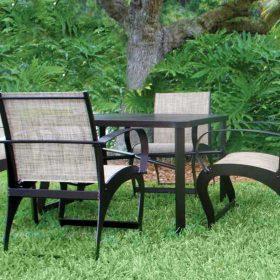 Siesta Key Set - 4 Chairs & Table