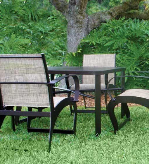 Siesta Key Set – 4 Chairs & Table 1