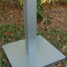Square Adjustable Pedestal Base