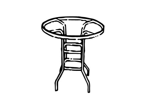CB-42A Bar Table 1