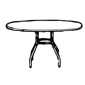 K-44x72F Table