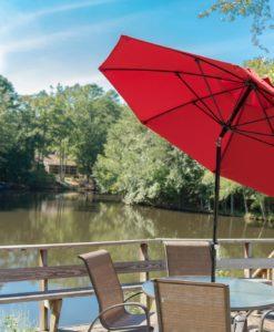 MAT 9ft Commercial Resort Umbrella