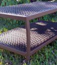 Wicker Coffee Table 2