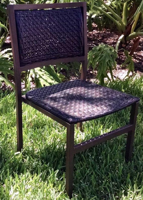 Armless Side Chair 1