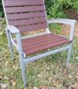 Quantum Eco Wood Chair