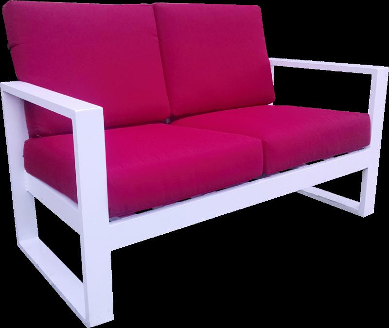 H-255CU Love Seat