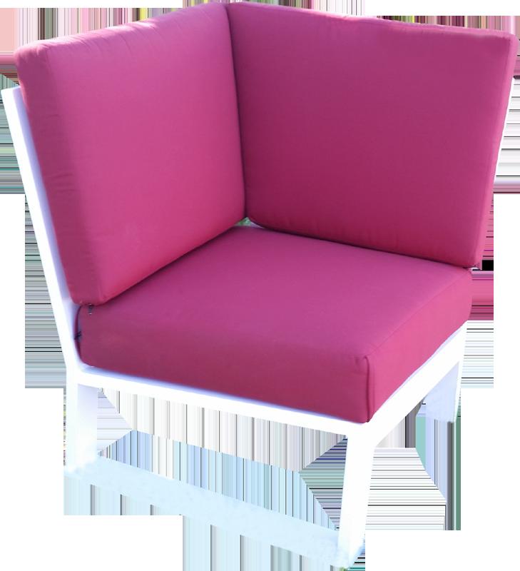 H-50CRCU Corner Chair
