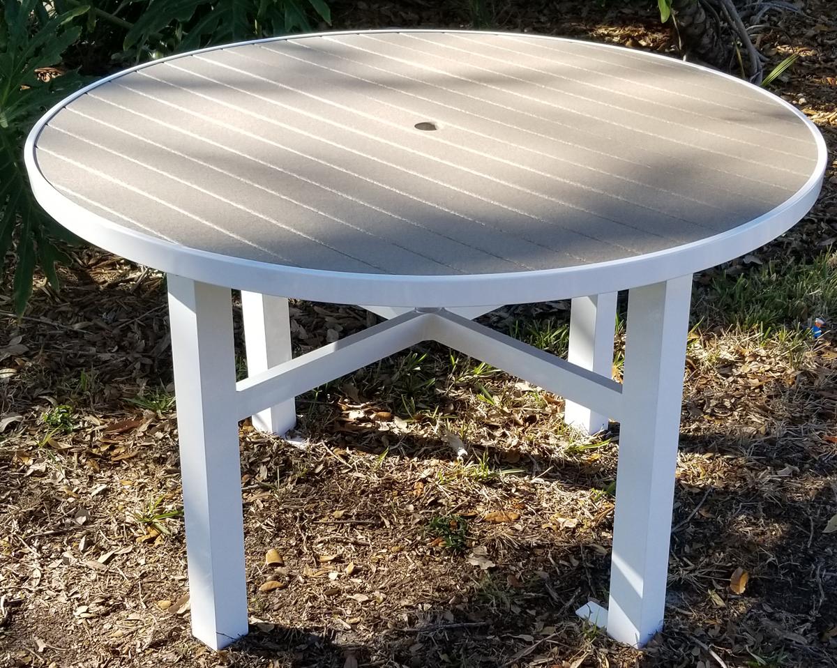 Millennium M-42 Faux Wood Table
