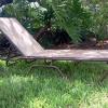 Senior Hi-Boy Sling Lounge C-151SL